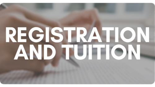 Registration and Tuition